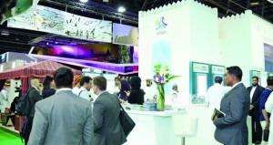 السلطنة تستعرض أحدث الخدمات والمرافق السياحية في معرض سوق السفر العربي بدبي