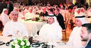 وزير الشؤون الرياضية يشارك في حفل افتتاح فعاليات الدوحة عاصمة الشباب الإسلامي