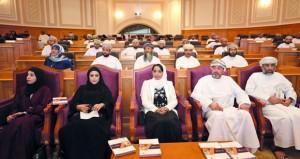 برنامج التراث الثقافي العماني ينظم ندوة اللغات واللهجات المحكية في عُمان