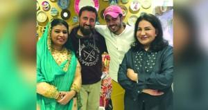 الفنانة سميرة الوهيبية تشارك بعدد من الأعمال الكوميدية الخليجية في شهر رمضان المبارك ضمن ثلاثة مسلسلات تقترب من الواقع الإنساني الاجتماعي