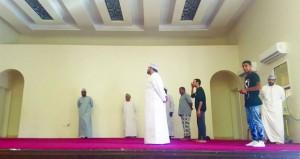"""المسرحي زاهر السلامي يقدم حلقة عمل حول """"إعداد ممثل"""" بالخابورة"""