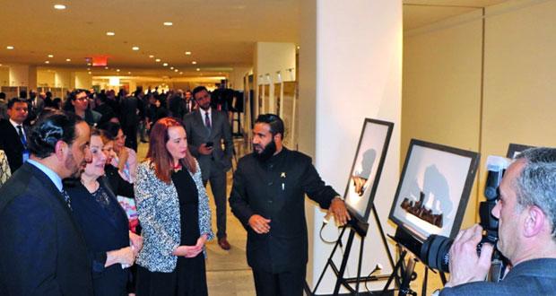 معرض رسالة الإسلام من عمان بالأمم المتحدة يعرض 5 رسائل حول سماحة الإسلام واحترام الآخر