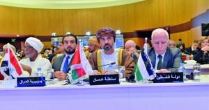 (الدولة والشورى) يشاركان في أعمال الدورة الـ (140) للاتحاد البرلماني الدولي بالدوحة