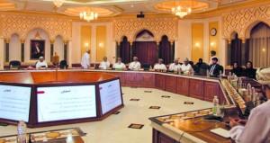 محاضرة حول قانون الجزاء بالمجلس البلدي بمسقط