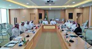 فريق مراجعة القوانين الخليجية يناقش قانوني مكافحة الغش التجاري ونظام العلامة التجارية الموحد