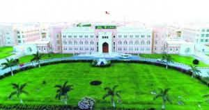 جامعة ظفار تحصل على شهادة الاعتماد الدولي من الدرجة الأولى من الهيئة البريطانية ASIC