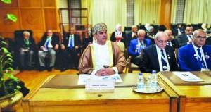 السلطنة تشارك في أعمال المؤتمر الكشفي العربي لرواد الكشافة بالقاهرة