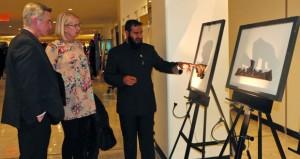معرض (رسالة الإسلام) يواصل بمبنى الأمم المتحدة بنيويورك نشر وتعزيز ثقافة التعايش السلمي والتفاهم والوئام