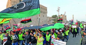 قوات حفتر تتأهب لبدء المرحلة الثانية من استعادة طرابلس