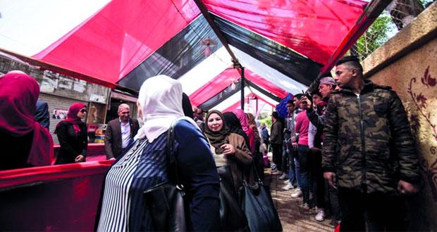 مصر: اختتام الاستفتاء على التعديلات الدستورية