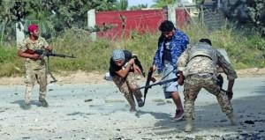 ليبيا: الصحة العالمية تعلن نزوح أكثر من 30 ألف خوفا من الصراع
