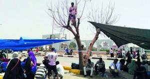 السودان: الحزب الحاكم يدعم تنظيم مسيرة حاشدة اليوم