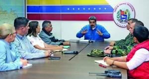 فنزويلا تضع خطة لتنظيم إنتاج الكهرباء وتخفض ساعات العمل