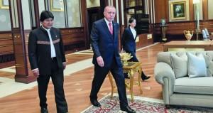 تركيا: تقديم موعد تسليم (إس-400 ) .. وبديل آخر لـ(باتريوت)