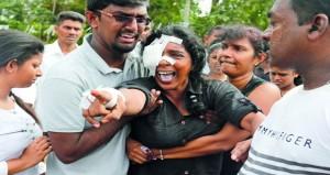 سريلانكا: الرئيس يطلب من قائد الشرطة ووزير الدفاع الاستقالة