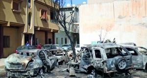 ليبيا: قوات حفتر تصعد هجومها و(الوفاق) تشكوها لمجلس الأمن