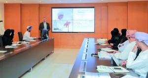 المركز الوطني للإحصاء والمعلومات ينظم حلقة عمل حول مؤشر الثقافة والقيم بالتعاون مع مكتب رؤية 2040