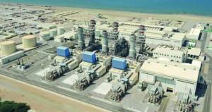 8.9% ارتفاعا في إنتاج السلطنة من الكهرباء و7.4% زيادة في إنتاج المياه بنهاية فبراير