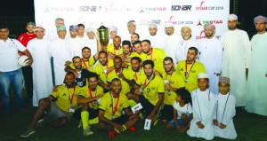 غدا .. انطلاق بطولة كرة القدم السنوية لميناء صحار والمنطقة الحرة تشهد مشاركة 32 فريقًا
