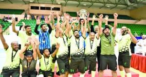 ختام ناجح لبطولة جمعية المصارف العُمانية لكرة القدم
