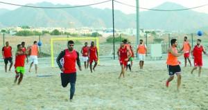 اتحاد اليد يخاطب نظيره القطري لتأمين عدد من المباريات الودية لمنتخبنا الوطني للشواطئ