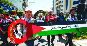 في ذكرى النكبة حملة إلكترونية لمطالبة جوجل بالاعتراف بفلسطين في خرائطها