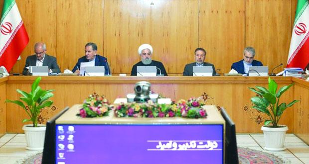 إيران توقف رسميا بعض التزاماتها التي ينص عليها الاتفاق النووي