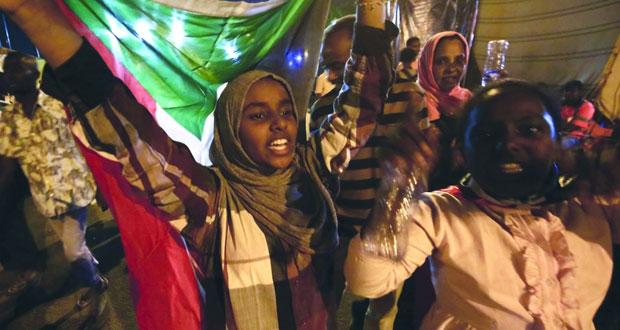 السودان: اتفاق على فترة انتقالية مدتها 3 سنوات