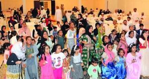 (القرنقشوه) عادة اجتماعية ينتظرها الأطفال ويستعد لها الكبار تقام في منتصف شهر رمضان