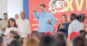 فنزويلا: مادورو يتهم رئيس جهاز الاستخبارات بالعمال لـ(سي آي ايه)