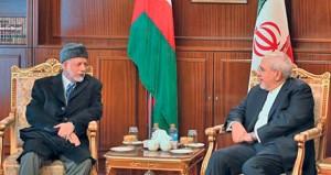 محادثات عمانية إيرانية حول العلاقات الثنائية