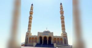 افتتاح جامع الفتح بالجازر