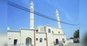 الاحتفال بافتتاح جامع القرط بالمصنعة