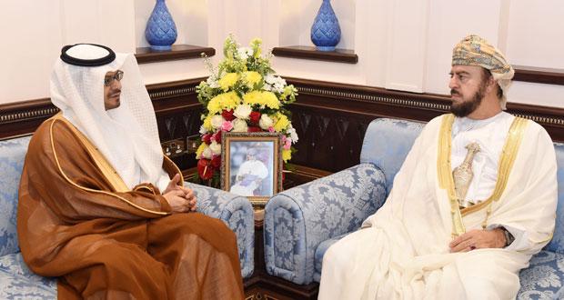 جلالة السلطان يتلقى دعوة لحضور القمة الإسلامية