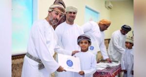 512 مشاركا ومشاركة في مسابقة محمد المرشدي لحفظ القرآن الكريم بصحار