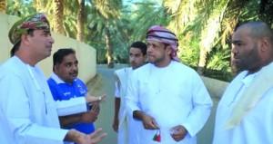"""مواهب عمانية في التمثيل تقدمها حلقات """"سيرة وجيرة"""""""