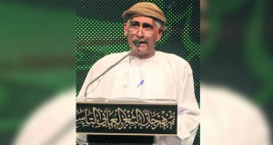 زاهر الغافري يشارك في مهرجان سيدي بو سعيد التونسي للشعر العالمي