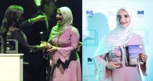 """جوخة الحارثية تعتلي المنصة العالمية بـ """"الأجرام السماوية"""" في جائزة مان بوكر لعام 2019"""