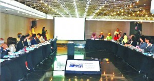 البحث العلمي يشارك في الاجتماع السنوي للبحث العالمي بالبرازيل
