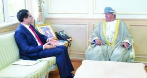 وزير الصحة يتسلم رسالة من نظيرته التونسية