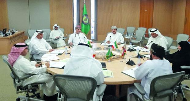 اجتماع لجنة المسؤولين عن ادارات التعاون الدولي بوزارات العدل بدول المجلس