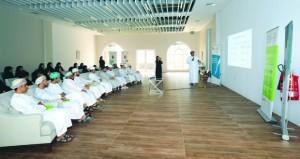 مجلس البحث العلمي يعرف طلاب الجامعات والكليات بمشاريعه ومبادراته