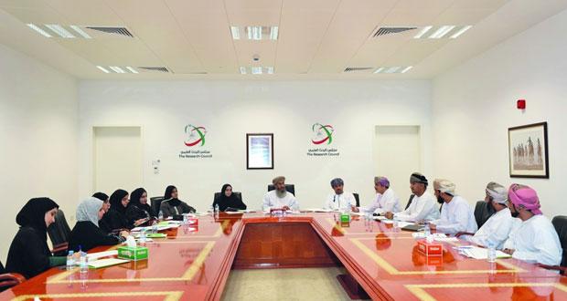 """مجلس البحث العلمي ينظم حلقة نقاشية حول """" ثقافة الحوار في المجتمع العماني"""