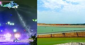 السدود تحتجز ( 11.6224 مليون متر مكعب) وعبري تسجل أعلى كمية لهطول الأمطار
