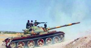 سوريا: الجيش يرد على خرق الإرهابيين لاتفاق منطقة خفض التصعيد