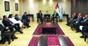 فلسطين تؤكد أن صراعها مع اسرائيل (سياسي) يتعلق بانتهاء الاحتلال