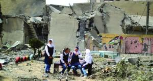 المبعوث الأممي لعملية السلام يبحث بالقاهرة تطورات الوضع في غزة