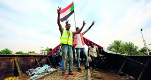 السودان: قوات الدعم السريع والشرطة تفرق احتجاجا