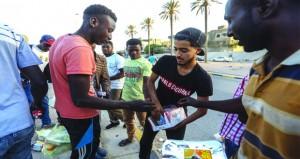 قتيلان بهجوم مسلح على حقل (زلة) النفطي في ليبيا