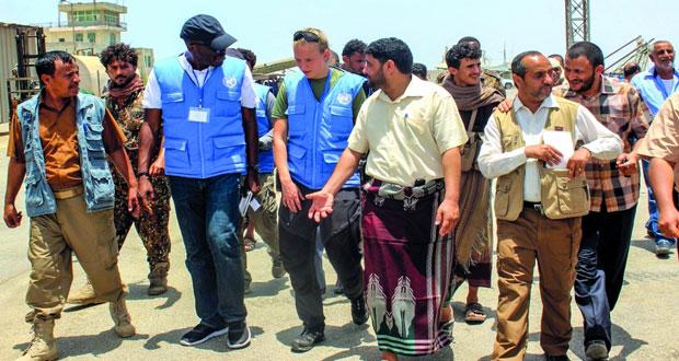 اليمن: (أنصار الله) تنسحب من (رأس عيسى) و(الصليف) وتسلمهما لخفر السواحل